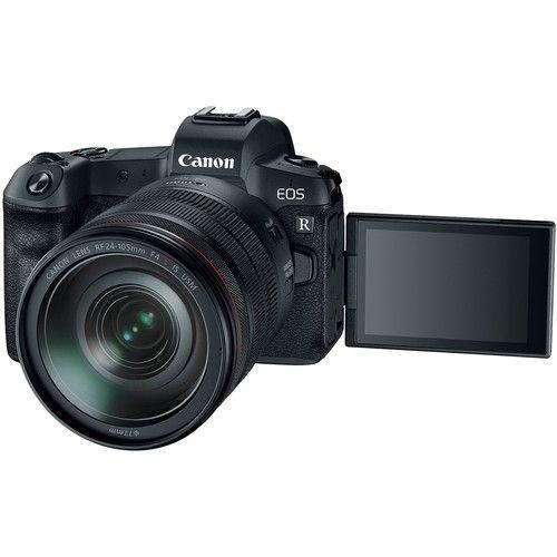 Canon EOS R Mirrorless Digital Camera with RF 24-105mm f/4L Lens
