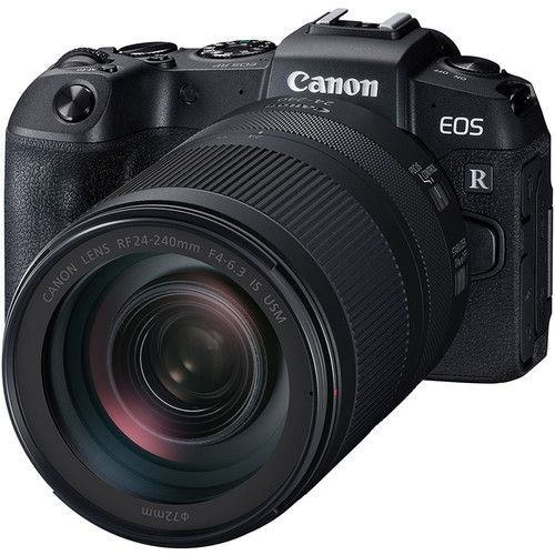 Canon EOS RP Mirrorless Digital Camera with RF 24-240mm Lens Kit
