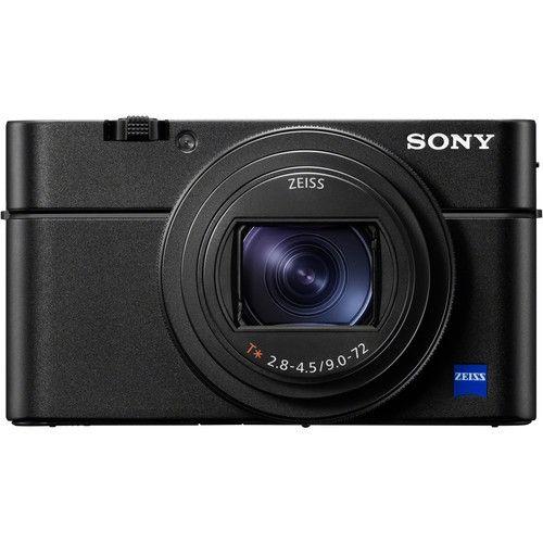 Sony Cyber-shot DSC-RX100 VII Digital Camera (Black)