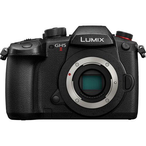 Panasonic Lumix GH5 II Mirrorless Camera (Body Only)