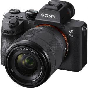 Sony Alpha a7 III Mirrorless Digital Camera with FE 28-70mm Lens Kit (PAL)