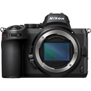 Nikon Z5 Mirrorless Digital Camera with Nikon FTZ Mount Adapter (Kit Box)