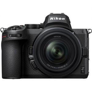 Nikon Z5 Mirrorless Digital Camera with Z 24-50mm f/4-6.3 Lens & FTZ Mount Adapter