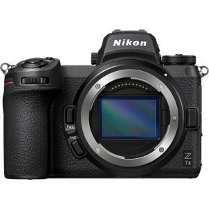 Nikon Z7 II Mirrorless Digital Camera with Nikon FTZ Adapter